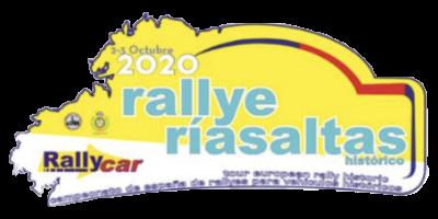 Rallye Rías Altas Histórico 2020