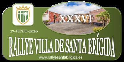 XXXVI Rallye Villa de Santa Brígida