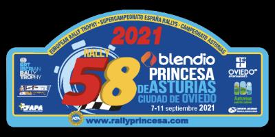 Rally Princesa de Asturias 2021