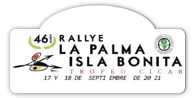 Rallye La Palma Isla Bonita 2021