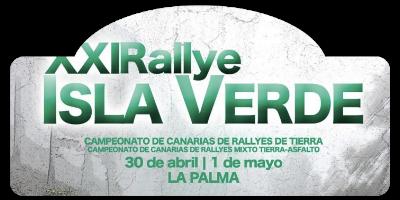 Rallye de Tierra Isla Verde 2021