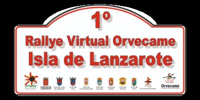 I Rallye Virtual Orvecame Isla de Lanzarote
