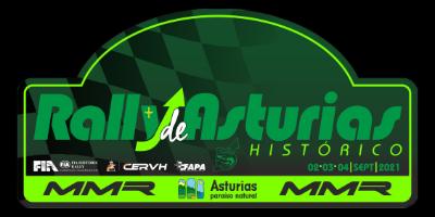 Rally de Asturias Histórico 2021