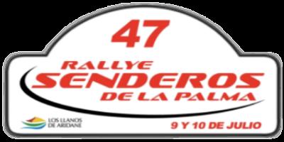 Rallye Senderos de La Palma 2021