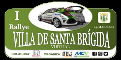 I Rallye Villa de Santa Brígida Virtual