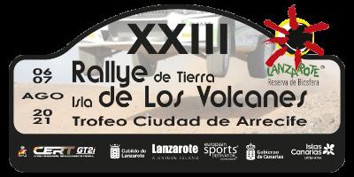 Rallye Isla de Los Volcanes 2021