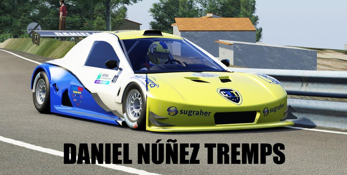 Daniel Núñez Tremps